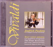 Obálka CD Vivaldi