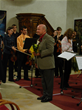 Mezinárodní letní kurzy pro mladé houslisty 2009